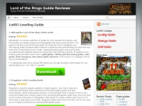 lotroguidereviews.com