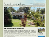 Sacramento assisted living communities for seniors | Assisted Living Villages