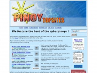 Pinoy Top Sites - We feature the best Pinoy / Filipino / Philippine web sites in cyberspace.