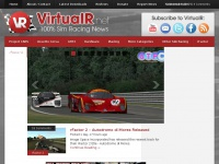 VirtualR – Sim Racing News