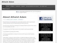 atheistadam.com