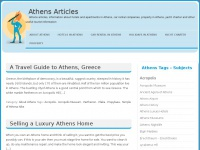 athens-articles.info Thumbnail