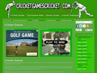 Online Cricket Games - Free Cricket Games - Cricket Games