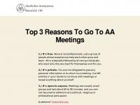 Mansfieldaa.org