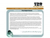 Therightroute.co.uk