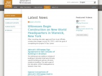 Jehovah's Witnesses Official Media Web Site
