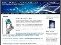 THE TECHNOLOGICAL CITIZEN