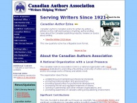 canauthors.org