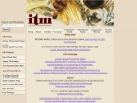 Itmonline.org - Institute for Traditional Medicine | ITM | Portland, OR