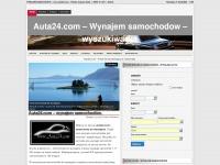 Auta24.com - WYNAJEM AUT, wynajem samochodu, wypozyczalnie samochodów w Polsce, Europie i na Świecie -> RENT A CAR
