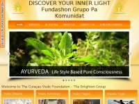 Welcome to The Curacao Vedic Foundation Enlighten Group - Fundashon Grupo Pa Komunidat