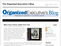 theorganizedexecutiveblog.com