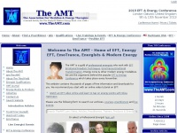 Theamt.com - The AMT - EFT, Energy EFT, EmoTrance, Energists & Modern Energy | The AMT