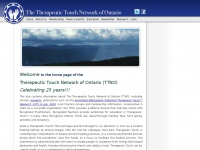 therapeutictouchontario.org