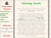 calmingtouch.co.uk Thumbnail