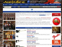 Avalon Music Centre | Your Online Music Instrument & Pro Audio Store | Best Prices, Great Service Rochester, MN