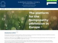 homeopathy-ecch.org Thumbnail