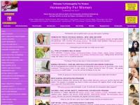 homeopathyforwomen.org Thumbnail