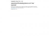 awardcertificatesbysteve.com
