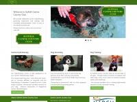 Suffolkcaninecountryclub.co.uk