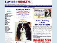 Cavalier King Charles Spaniel - Health & Genetic Diseases