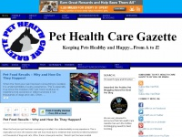 pet-health-care-gazette.com