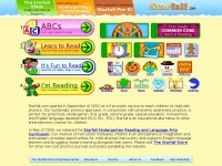 Starfall.com - Starfall's Learn to Read with phonics