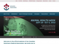 canadianveterinarians.net Thumbnail
