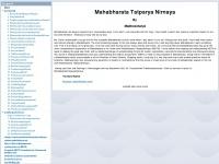 mahabharatatatparyanirnaya.com