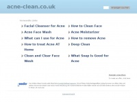 acne-clean.co.uk