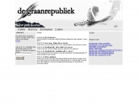degraanrepubliek.com