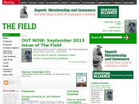 thefield.co.uk Thumbnail