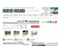 horseandhound.co.uk Thumbnail