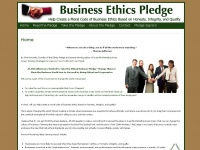 business-ethics-pledge.org