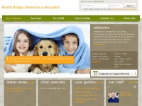 North Ridge Veterinary Hospital, Madison, OH 44057, www.northridgevh.com