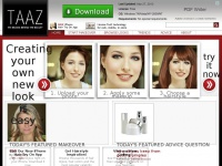Taaz.com - TAAZ Virtual Makeover & Hairstyles - Get a new look with makeup tips to stay in style