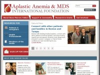 Aamds.org - Aplastic Anemia & MDS International Foundation | answers. support. hope.
