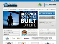 bakkerconstruction.com
