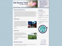balibarongtours.com