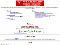 MedicalStudent.com: A digital library of authoritative medical education information for the medical student and all students of medicine - Free Medical Books | Medical Books Free | Medical Student Education | Medical School