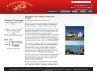 Baltimore Townhouses West Cork Southern Ireland, B&B Accommodation West Cork, Hotels in Southern Ireland