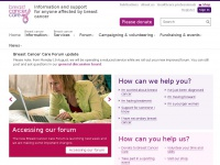 breastcancercare.org.uk Thumbnail