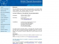 British-thyroid-association.org