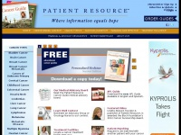 .:: Patient Resource Publishing : Home ::.
