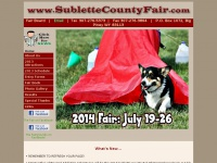 sublettecountyfair.com