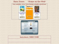 Barn Doors - Home on the Web! Affordable Sites