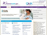 womenshealth.gov Thumbnail