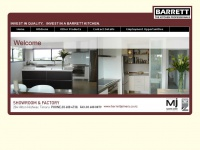 barrettjoinery.co.nz Thumbnail