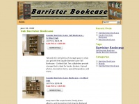 barristerbookcase.org Thumbnail