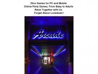 freedinosaurgames.org